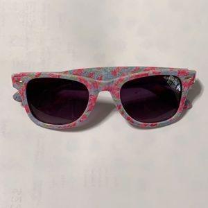 Lilly Pulitzer Madeline Wayfarer Sunglasses